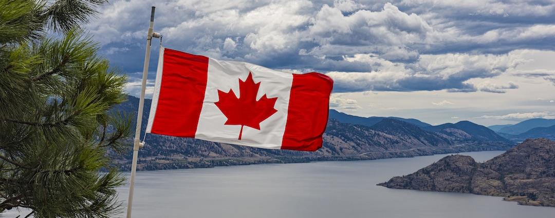 Canadian flag immigration consultants Kelowna BC